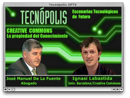 Visto Tecnópolis UP TV