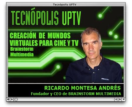 Visor Ricardo Montesa